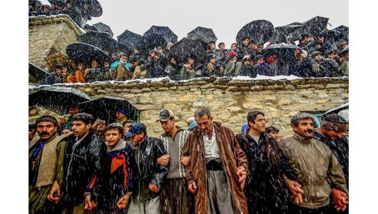 نمایشگاه بهمن شهبازی با عنوان «کردستان در یک نگاه» در نمایشگاه کتاب فرانکفورت