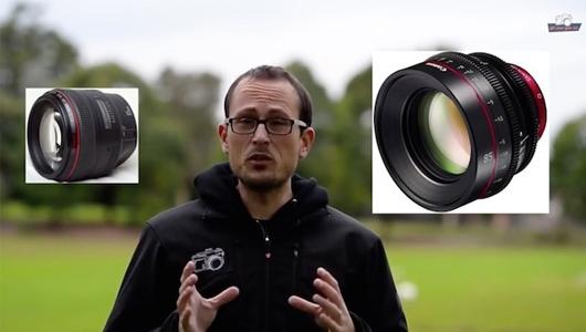 شاید دیافراگم دوربین شما دروغ بگوید: تفاوت بین F Stops و T Stops