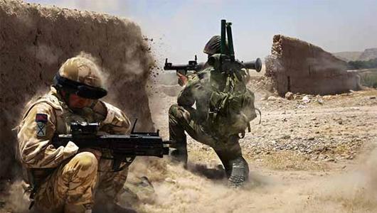 نکاتی برای امنیت عکاسان درگیریهای نظامی