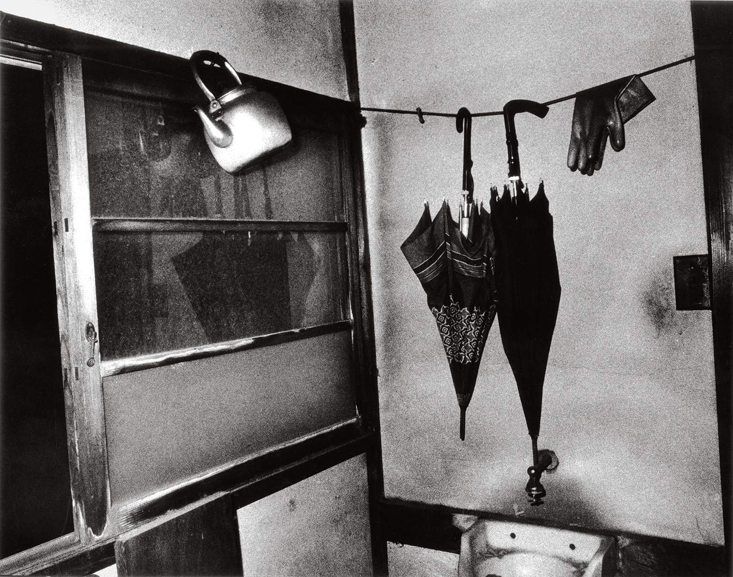 Ishiuchi Miyako, Apartment #50, 1978  Courtesy the Third Gallery Aya, Osaka
