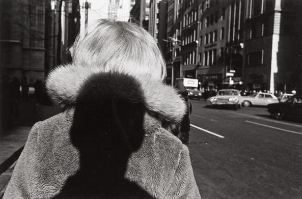 © Lee Friedlander. New York City, 1966