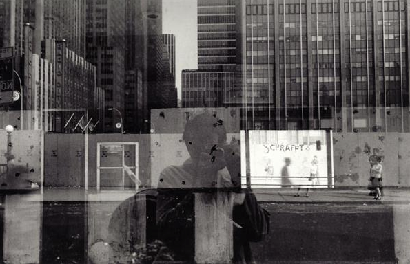 © Lee Friedlander. New York City, 1968
