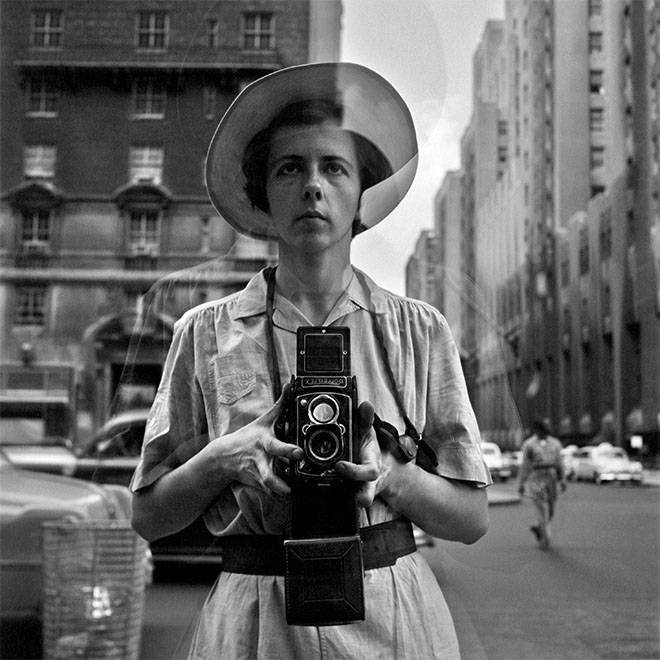 © Vivian Maier Self-Portrait